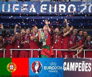 Rompicapo di Portogallo, campione Euro 2016