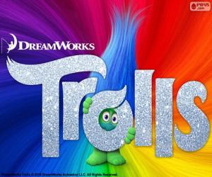 Rompicapo di Poster dei film Trolls