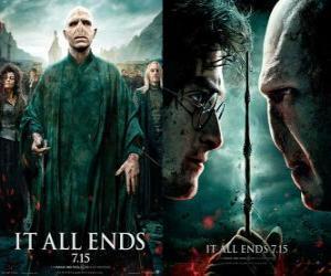 Rompicapo di Poster di Harry Potter e i Doni della Morte (6)