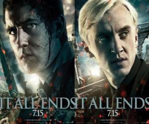 Rompicapo di Poster di Harry Potter e i Doni della Morte (5)