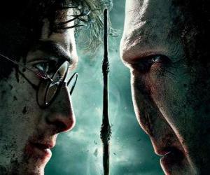 Rompicapo di Poster di Harry Potter e i Doni della Morte (2)