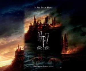 Rompicapo di Poster di Harry Potter e i Doni della Morte (1)