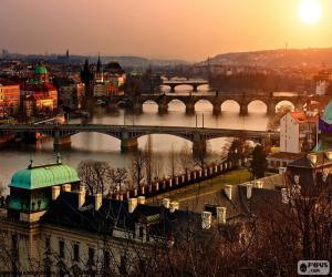 Rompicapo di Praga, Repubblica Ceca