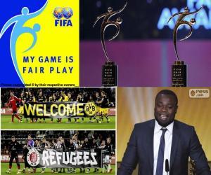 Rompicapo di Premio FIFA Fair Play 2015