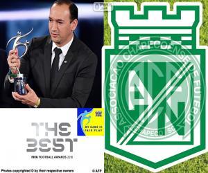 Rompicapo di Premio FIFA Fair Play 2016