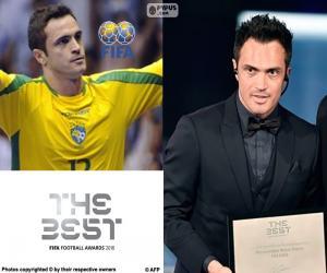 Rompicapo di Premio onorario FIFA 2016
