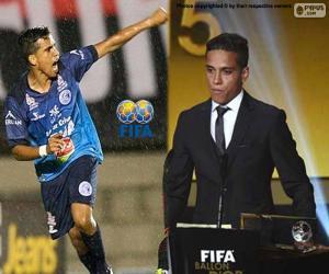 Rompicapo di Premio Puskas del FIFA 2015