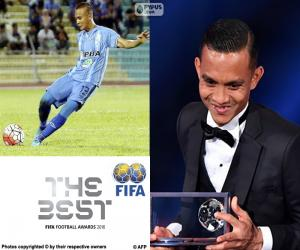 Rompicapo di Premio Puskas del FIFA 2016