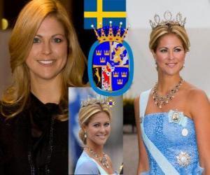Rompicapo di Principessa Maddalena di Svezia