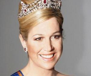 Rompicapo di Principessa Maxima dei Paesi Bassi