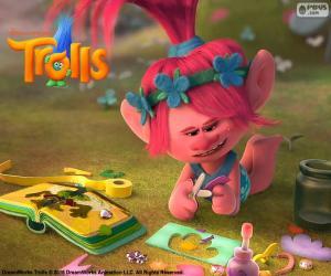 Rompicapo di Principessa Poppy, Trolls