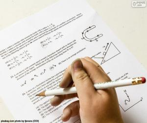 Rompicapo di Problemi di fisica