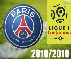 Rompicapo di PSG, campione 2018-2019