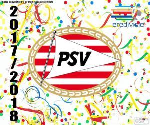 Rompicapo di PSV Eindhoven, Eredivisie 2017-18