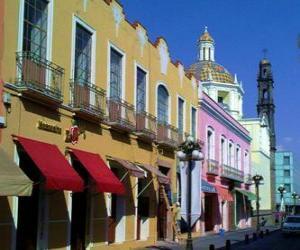 Rompicapo di Puebla de Zaragoza, Messico