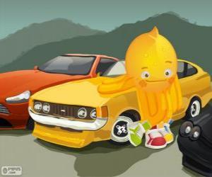 Rompicapo di Pypus con alcune belle auto