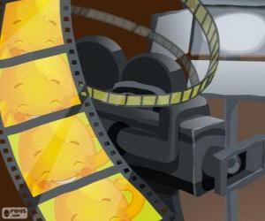 Rompicapo di Pypus nei fotogrammi del film