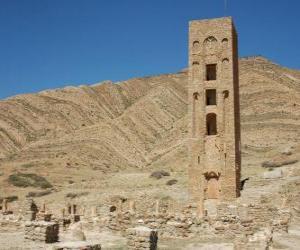 Rompicapo di Qal'a dei Banu Hammad, Algeria
