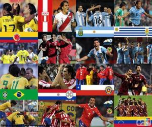 Rompicapo di Quarti finale, Argentina 2011