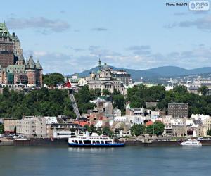 Rompicapo di Quebec, Canada