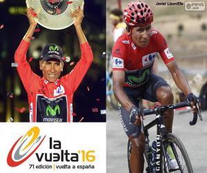 Rompicapo di Quintana, Vuelta a España 2016