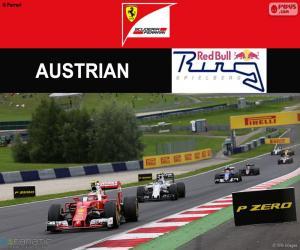 Rompicapo di Räikkönen, G.P d'Austria 2016