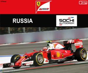 Rompicapo di Räikkönen, G.P di Russia 2016