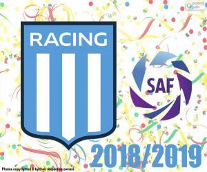 Rompicapo di Racing Club, campione 2018-2019