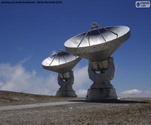 Rompicapo di Radiotelescopi