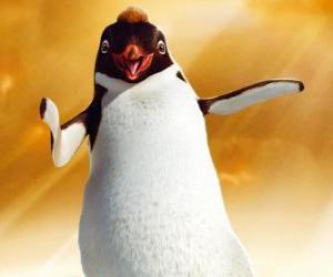 Rompicapo di Ramon, il pinguino leader del club Los Amigos