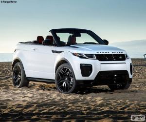 Rompicapo di Range Rover Evoque Cabrio