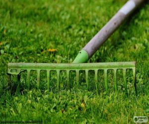 Rompicapo di Rastrello di giardiniere