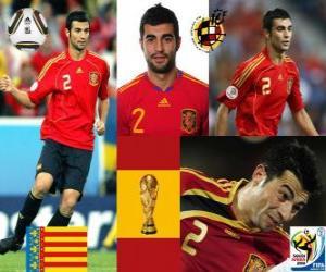 Rompicapo di Raul Albiol (viene ucciso da un pin), difesa spagnolo del team