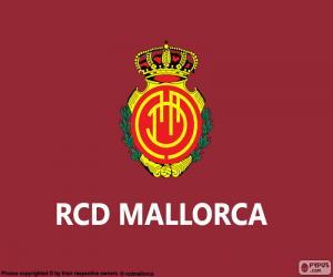 Rompicapo di RCD Maiorca bandiera