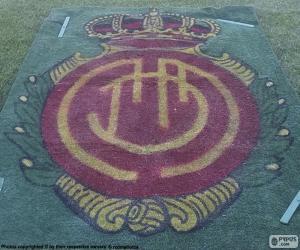 Rompicapo di RCD Maiorca emblemi