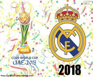 Rompicapo di Real Madrid, campione del mondo 2018