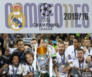 Rompicapo di Real Madrid, Champions 2015-16