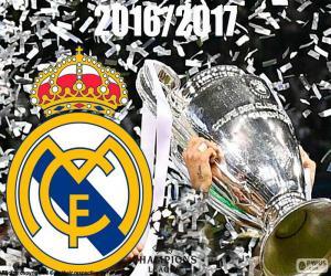 Rompicapo di Real Madrid, Champions 2016-2017