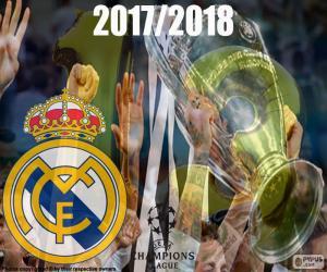 Rompicapo di Real Madrid, Champions 2017-2018