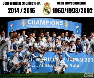 Rompicapo di Real Madrid, Copa FIFA 2016