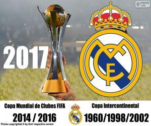 Rompicapo di Real Madrid Copa FIFA 2017