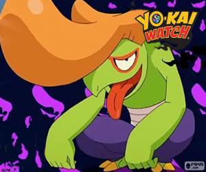 Rompicapo di Rebelcebu, Yo-Kai Watch