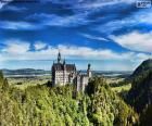 Castello sulla montagna