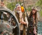 Pirata al timone