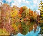 Paesaggio d'autunno