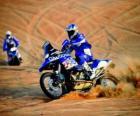 Moto dil Dakar