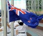 Bandiera della Nuova Zelanda