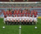 Formazioni di Burnley F.C 2008-09