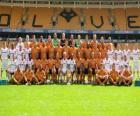 Formazioni di Wolverhampton Wanderers F.C. 2009-10