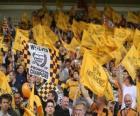 Bandiera di Wolverhampton Wanderers F.C.